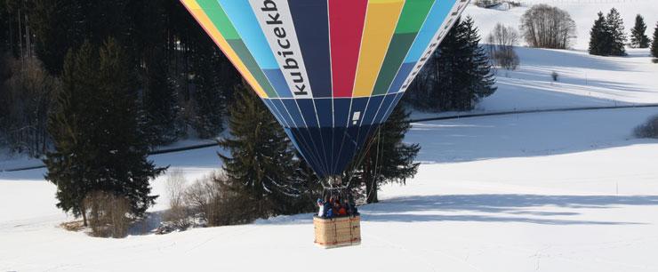Ballonfahrten über Franken * Ballonfahren über dem Steigerwald